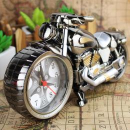 Motocykl Budzik Retro Budzik Kreatywny Tabela Zegar Home Deco Farby W Sprayu Modele Motocykli Modelowania Prezenty Studenckie