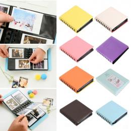 68 kieszenie Mini Błyskawiczne Polaroid Photo Album Zdjęcie Case Storage dla Fujifilm Instax Mini Film 7 s 8 Korea instax mini a