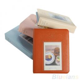 64 Kieszenie Polaroid Album fotograficzny Dla Instax Fujifilm Instax Mini Film 8 Korea Fotografia Zdjęcie Karta Case Storage Dro