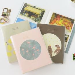6 Cal Album Ślubny 80 sztuk Zdjęcia Rodzinne Zdjęcia Ślubne Interleaf Rodzaj Pamięci Prezent Urodzinowy Dla Dziecka Album fotogr