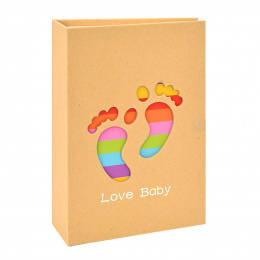 Cute Baby Photo Album De Fotografia 6 Cal Fotograf Albumu 100 Arkuszy Wkładka Strona Album Dzieci Pamięci Książka Fotoalbum Phot