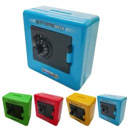 Wygodne Połączenie Blokada Money Box Kod Bezpieczne Monety Pieniężnych Oszczędności Skarbonka Nowy Rok Prezent Dla Dzieci
