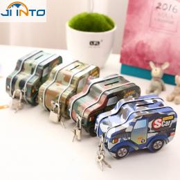 Pudełko na monety na Pieniądze Gorąca sprzedaż Wojskowy samochody modelowania Pieniądze Monety Banku Dzieci Prezent Przechowywan