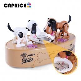 Pies Skarbonki Banku Oszczędności Jeść Monety Skarbonka Pieniądze Są Bezpieczne Cyfrowy Box Biuro Toy Ozdoba Prezenty Dla Dzieci