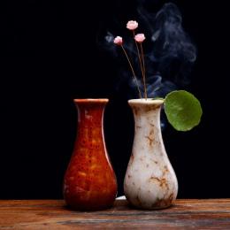 Nowa ceramiczna waza kwiaty wstawione home decoration wazon ozdoby pokoju doniczka biurko akcesoria rzemiosło 1 pc