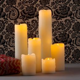 Bezpłomieniową Elektroniczny Ślubne Świece Dekoracyjne, Światła Led Świeca woskowa, Romantyczny zaproponować małżeństwo, walenty