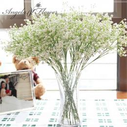 1 sztuk Rustykalne dekoracji sztuczny kwiat międzywęźla mantianxing dekoracji kwiat kwiat z tworzywa sztucznego na ślub główna d