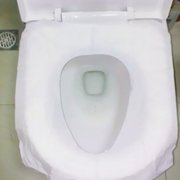 10 sztuk/worek 100% wodoodporny papier toaletowy pad Podróże Camping jednorazowe wc pokrycie siedzenia mat akcesoria łazienkowe