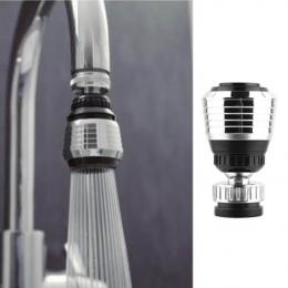 1 sztuk Oszczędzania Wody Obrotowe Kuchnia Łazienka Kran Tap Adapter Aerator Szef Prysznic Filtr Dysza Złącze