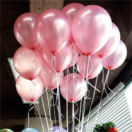 10 sztuk/partia 1.5g Różowy Pearl Latex Balloon 21 Kolory Nadmuchiwane Dekoracje Ślubne Piłka Powietrze Szczęśliwy Balony Birthd