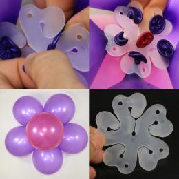 5 sztuk dekoracji balon balon klip powietrza stałe super hugh liczba list słodkie wodoru airballoon folderu zacisk Birthday part