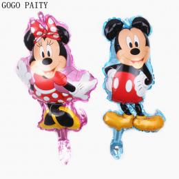 GOGO PAITY Nowy cartoon style aluminium balon dziecko urodziny strona dekoracji dekoracyjne zabawki dmuchane samouszczelniający