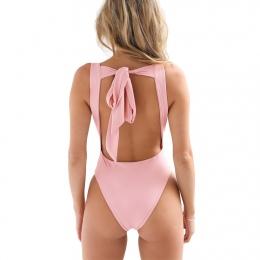 Sexy Playsuit Body Kobiety Sleeveles Backless Lato Bodycon Kombinezon Krótki Pajacyki kobiet Kombinezon Klub Body Femme