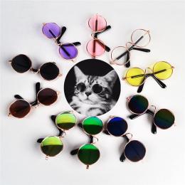 1 Sztuk Hot Sprzedaż Okulary Dla Pet Products Dog Pet Oczu nosić Dog Pet Okulary Zdjęcia Rekwizyty Akcesoria Dla Zwierząt dostaw