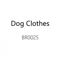 Pies Ubrania dla Małych Psów Buldog Francuski Bluzy Chihuahua Płaszcz Kurtka dla Puppy Kot Moda Pies Odzież Dropshipping BR0025
