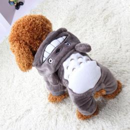 Ciepłe Pies Ubrania Dla Małych Psów Miękkie Zimowe Pet Odzież Dla Psów Ubrania Zimowe Chihuahua Ubrania Kreskówki Pet Strój 22-2
