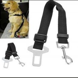 Pasów bezpieczeństwa Szelki dla Psa Smycz Klip Pies Pas Bezpieczeństwa Samochodu Utrzymać pies Bezpieczne Podczas Dyski Wysokiej