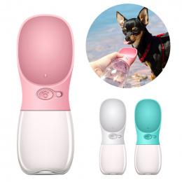 Przenośny Pies Butelka Wody Dla Małych Dużych Psów Podróży Puppy Cat Picie Bowl Zewnątrz Pet Dystrybutory Wody Podajnik Pet prod