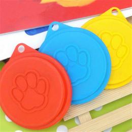 Mayitr 2x88mm Pies Przechowywania Top Cap Żywności Może Cyny Pokrywa Wielokrotnego Użytku pokrywą Pet Cat Puppy Żywności Wieczko