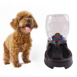 Automatyczne Zwierzęta Pies Kot Puppy Dozownik Wody Food Dish Bowl 400 ml Podajnik Pet Fontanna Pitnej 24x22x10 cm Pet Supplies