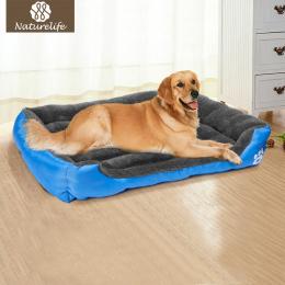 Pet Dog Łóżko Ocieplenie Domu Psa Miękki Materiał Gniazdo Pies Kosze Jesienią i Zimą Ciepłe Hodowla Dla Kot Puppy Plus rozmiar D