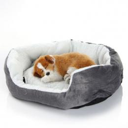 Pies Maty Łóżko Sofa Budy Doggy Ciepłe Dom Zima Kot Pet Spanie Bed Dom dla Puppy Small Dog Koc Poduszki kosz Dostaw
