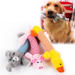 Pies Kot Zwierzęta Chew Zabawki Płótnie Trwałość Wokalizacji Lalki Zgryz Zabawki dla Psów Akcesoria dla psów pet produkty Wysoki