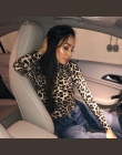 HEYounGIRL Leopard Body dla Kobiet Sexy Bodycon Skinny Kolorze Ciała Golf Z Długim Rękawem Playsuit Drukowane Romper Kombinezony