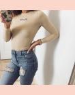 HeyounGIRL Sexy Body Kobiety Z Długim rękawem Skinny Casual Bodycon Kombinezon Romper Solidne Hafty Playsuit Moda Kombinezony To
