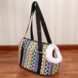 Pet Carrier Dog Plecak Przytulne i Miękkie Puppy Kot Pies Torby Odkryty Piesze Wycieczki Turystyczne Puppy Torba Chihuahua Ramię