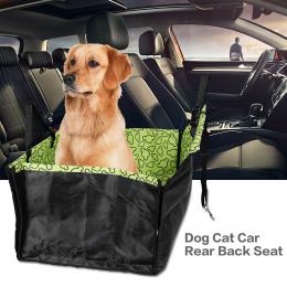 2018 Oryginalny Zwierzęta Pies Kot Cofania Samochodu Przewoźnik Siedzibą Pokrywa Pet Dog Mat Koc Pokrywa Mat Hamak Poduszka Prot