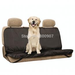 Wodoodporna Seat Zwierzęta Samochodów Protector Tylnym Siedzeniu Samochodu Mata Pokrywa Samochód Pies Kot Pet Podróży Na Zewnątr
