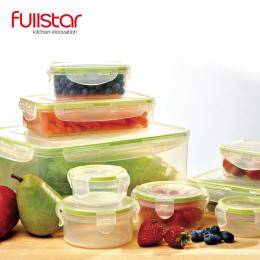 Fullstar Plastikowe Pudełko Lunchbox akcesoria kuchenne Pojemnik do Żywności Mikrofalowa 9 sztuk dla warzyw narzędzia kuchenne