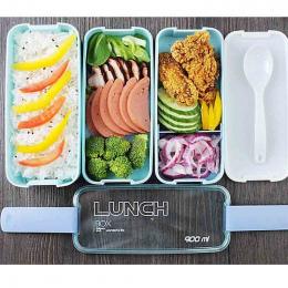 Urijk Pudełka Na Kanapki Pojemniki na Żywność Mikrofalowa Bento Box Dla Dzieci Piknik Żywności Pojemniki Przenośne Pudełko Do Pr
