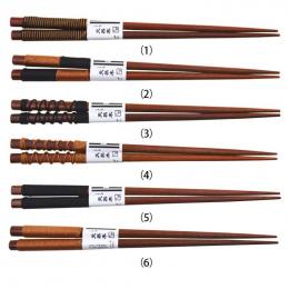 Japoński styl naturalny ręcznie drewna dziecko pałeczki Japonia/Chiny jedzenia ware chop sticks z ciąg okrągły nowa sprzedaż