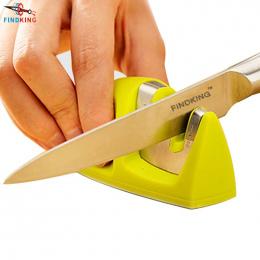 Findking marka dwa etapy (& diamond ceramiczne) nóż kuchenny ostrzenia, Kamień do ostrzenia Noży Domowego Narzędzia Kuchenne