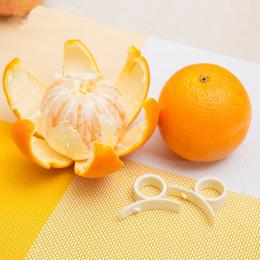 1 orange obierak palec lemon owoców winogron krajalnica plastikowe stripper kuchnia gotowanie akcesoria owoce warzywa narzędzia