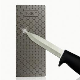 1 PC Przenośny ultra-cienki Diamentowe Osełka 150*63*1mm O Strukturze Plastra Miodu Powierzchni Nóż Temperówka Osełka kuchnia Na