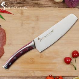 """SOWOLL Spawania Bez Szwu Kuchnia Nóż 4CR14 Nóż Ze Stali Nierdzewnej 6 """"non-stick Nóż Szefa Kuchni energooszczędne Gotowania narz"""