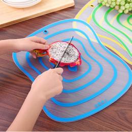 1 pc Plastikowa Deska do krojenia antypoślizgowe Matowe Kuchenne Narzędzia Kuchenne Akcesoria Deska Do Krojenia Deska Do Krojeni