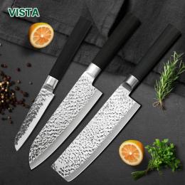 Myvit nóż kuchenny Zestaw Japoński Styl Kuchnia Mięso nóż Tasak Owoców nóż ze stali nierdzewnej Nóż Szefa Kuchni