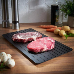 Szybka Tacy Tacy Rozmrażania Mięsa siekanie pokładzie Szybkie Rozmrażanie Bezpieczeństwa Dla Mrożonek Mięsa noże Kuchenne i akce