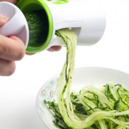 Obierak Spiral Slicer Cutter Narzędzie Kuchnia Owoców Warzyw Spiralizer Twister