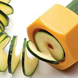 Ogórek Owoce Twister Nóż Do Krojenia Warzyw Obierak Narzędzia kuchenne