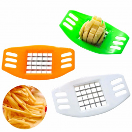 Nowy Ziemniaków Krajalnica Chopper Chip Making Narzędzie Ze Stali Nierdzewnej Francuski Smażone Smażone Ziemniaków Krajalnica