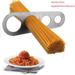 1 Sztuk Premii Zmierz Mierniczy Ze Stali Nierdzewnej Spaghetti Makaron Kluski Łatwe Korzystanie Z Makaronem Mierniczy Akcesoria