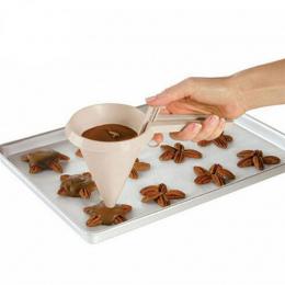 Nowe Narzędzia Do Pieczenia Regulowany Lejek Do Pieczenia Ciasto Czekolada Dekorowanie Narzędzia Kuchenne Akcesoria Drop Shippin