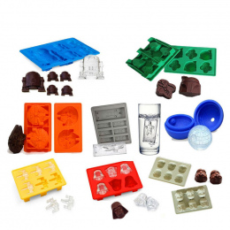 Star Wars Ice Tray Formy Silikonowe Ice Cube Tray Czekoladowe Formy Death Star Darth Vader R2D2 Hans Solo Falco
