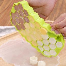 3 Rodzaje Ekologiczne Jamy Silikon Ice Cube Tray Mini Kostki Lodu Mały Kwadrat Mold Ice Maker Nowy