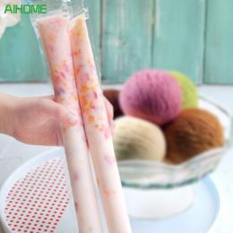 20 sztuk/zestaw Jednorazowe Plastikowe Lody Pop Popsicles Form Formy Kuchenne Narzędzia dla MAJSTERKOWICZÓW Frozen Yogurt Dzieci